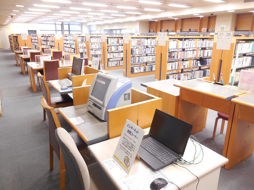 中央 図書館 区立 足立